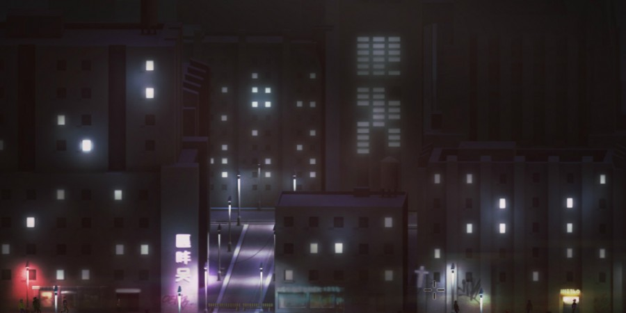 'Out There' Developer's New Project is  Cyberpunk Point-and-Click 'Void & Meddler'