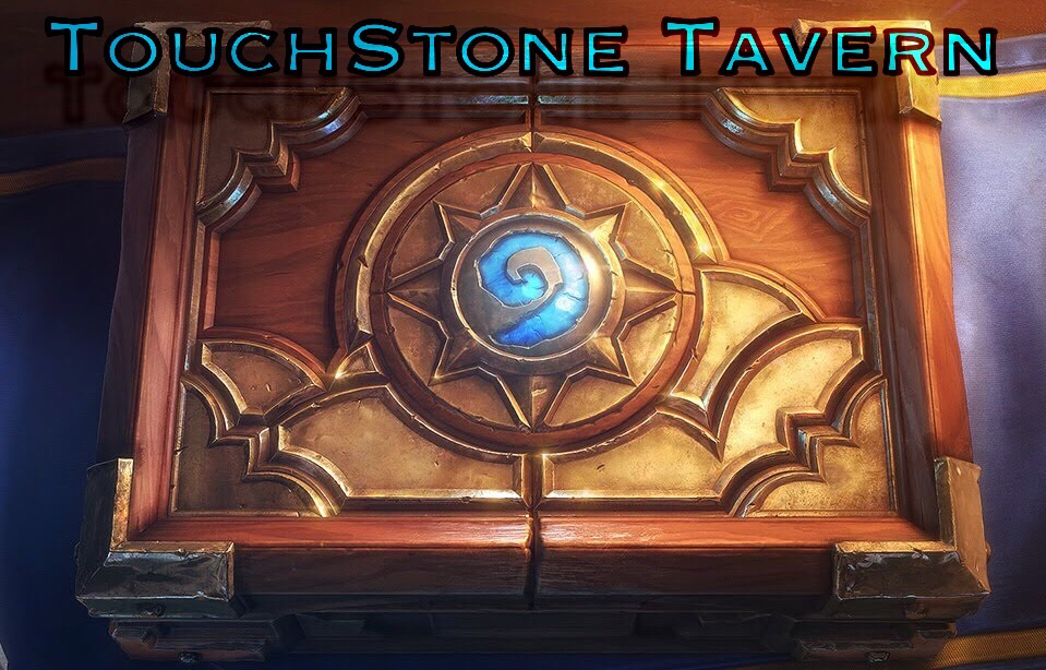 Touchstone hearthstone cover