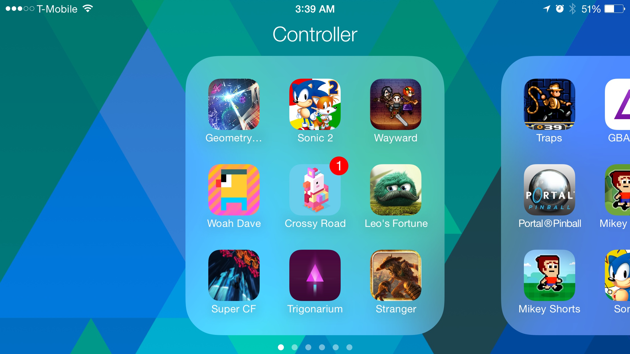 Controllers Folder