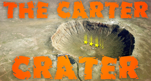 The Carter Crater: Just Make 'Fallout Shelter', Jeez