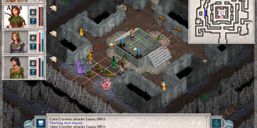 'Avernum 2: Crystal Souls' Review  - The Empire Strikes Back