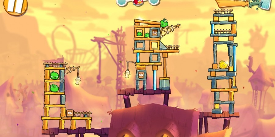 'Angry Birds 2' Review - The Best, and Most Free to Play 'Angry Birds' Yet