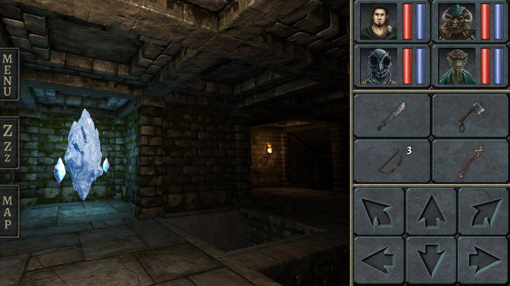 Legend of Grimrock vyjde také pro iPhone