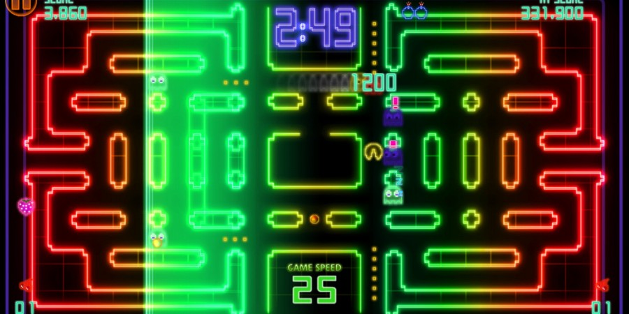 'Pac-Man Championship Edition DX' Review - If It Ain't Broke, Make it Faster and Add Bombs