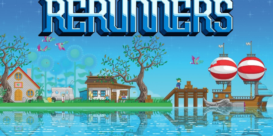 Hands-On With 'ReRunners' For Some Multiplayer Platforming Fun