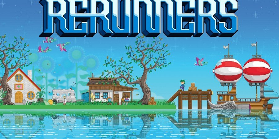 'ReRunners', an Upcoming Platformer, is an Asynchronous Competitive Multiplayer Game