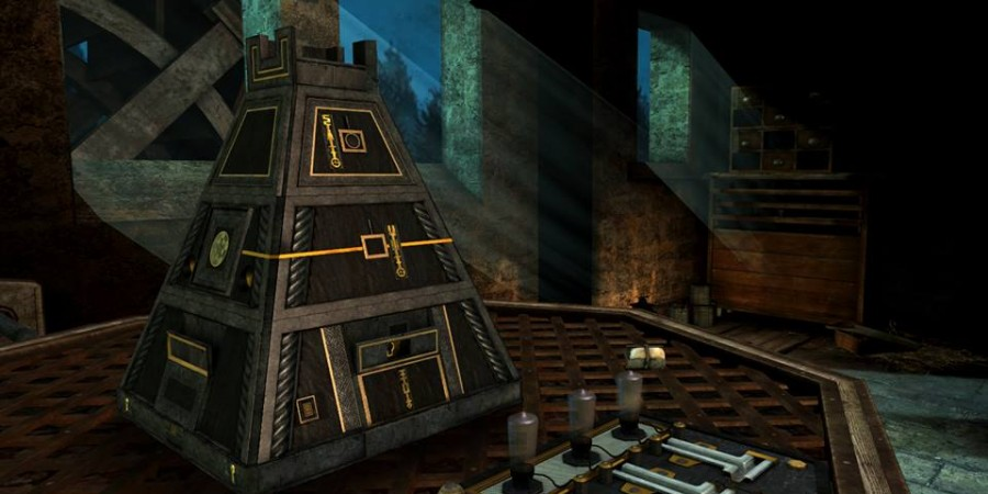 Fireproof Games Shows New 'The Room Three' Screenshots
