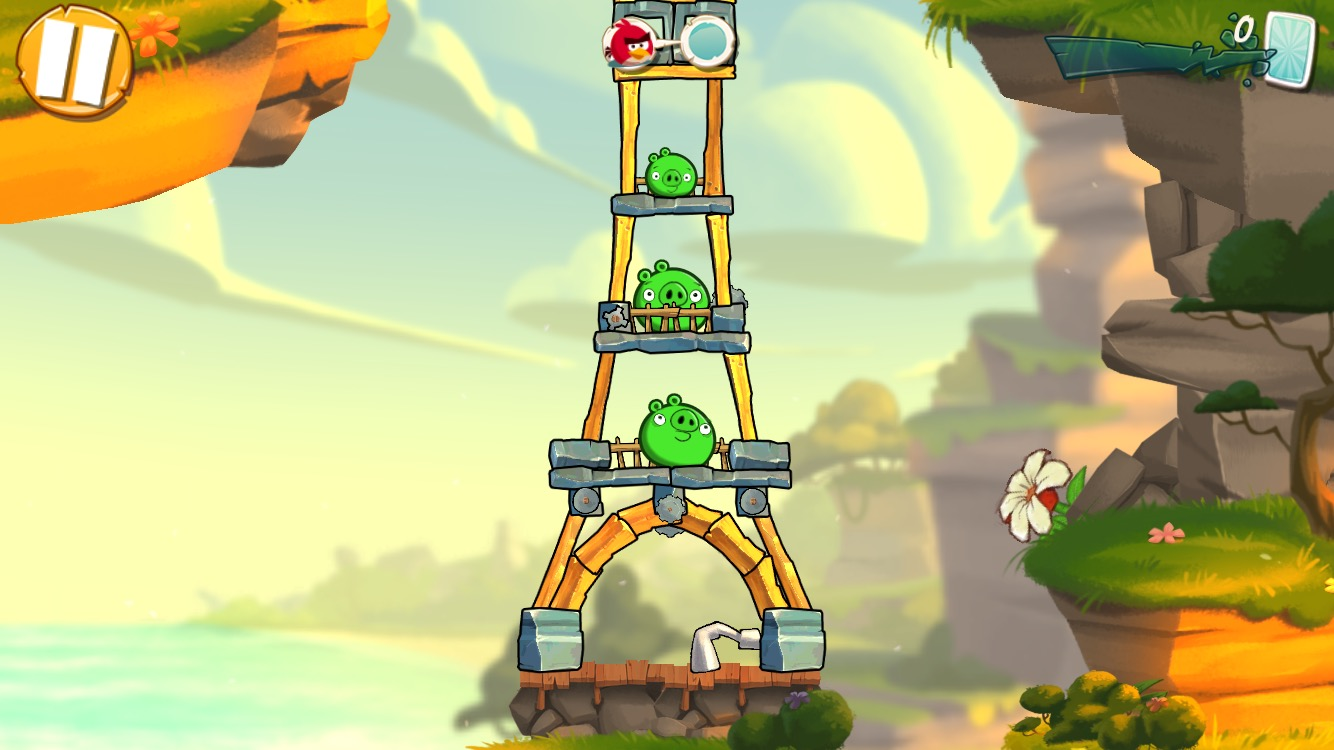 The 'Angry Birds' Series Has Always Leaned Heavily on Randomness
