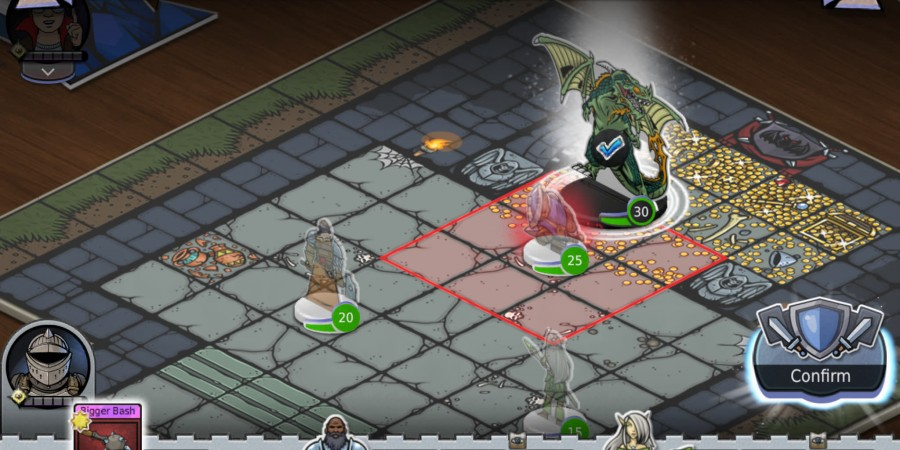 'Loot & Legends' for iPad Review - Plenty of Loot Awaits In This Funny and Entertaining Game