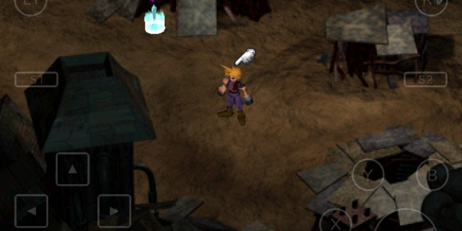 'Final Fantasy VII' for iPhone and iPad First Impressions: It's About What You'd Expect