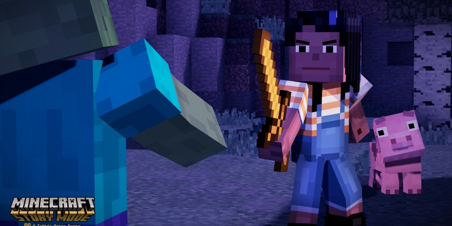PAX Prime 2015: 'Minecraft Story Mode' Seems Great, but Will Minecraft Fans Love It?
