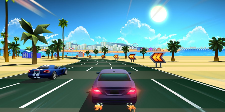 TouchArcade Game of the Week: 'Horizon Chase'