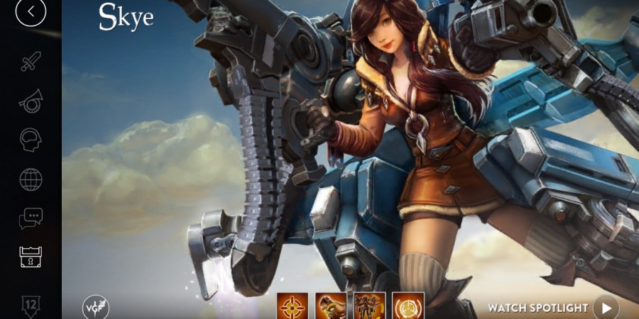 A Beginner's Guide to Skye, the latest 'Vainglory' Hero