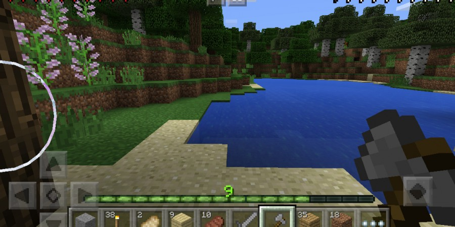 'Minecraft - Pocket Edition Version 0.12' Review - You've Come A Long Way, Stevie