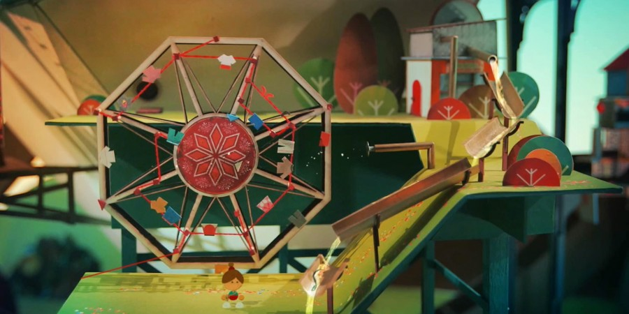 TouchArcade Game of the Week: 'Lumino City'