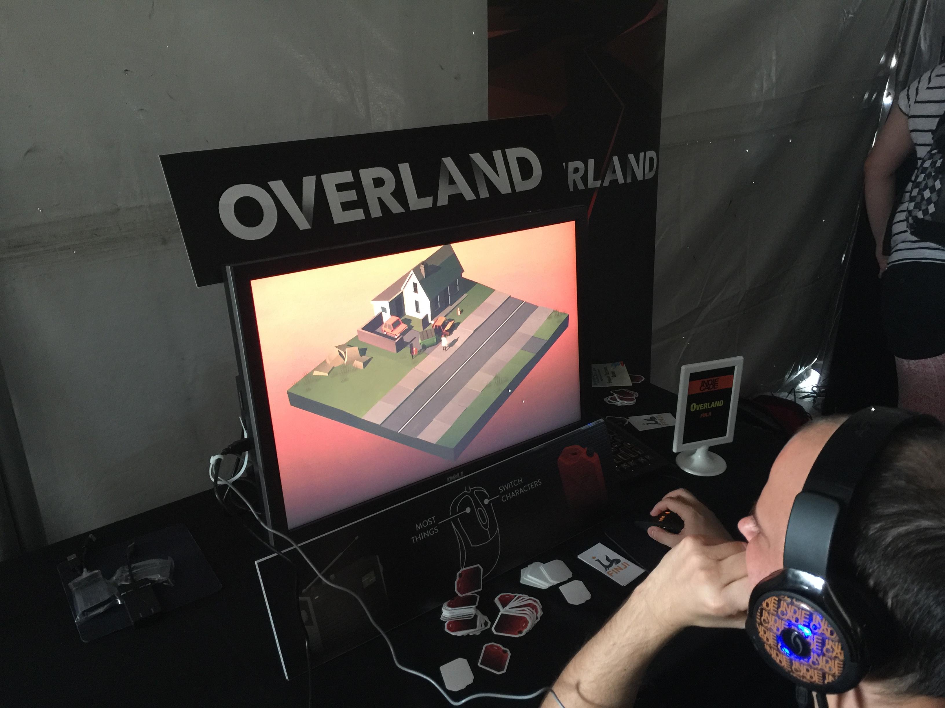 IndieCade Overland