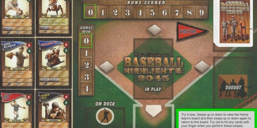 If You Like Baseball, Robots, And Cards, the Upcoming 'Baseball Highlights: 2045' Was Made For You