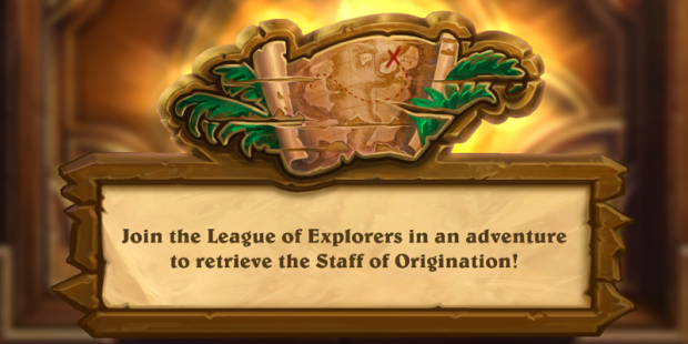 'Hearthstone' League of Explorers Adventure Review - No Monkeying Around, This Adventure Was Spectacular