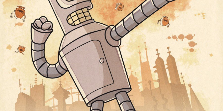 New Details on 'Futurama: Game of Drones' Revealed, Including Talented Writing Staff