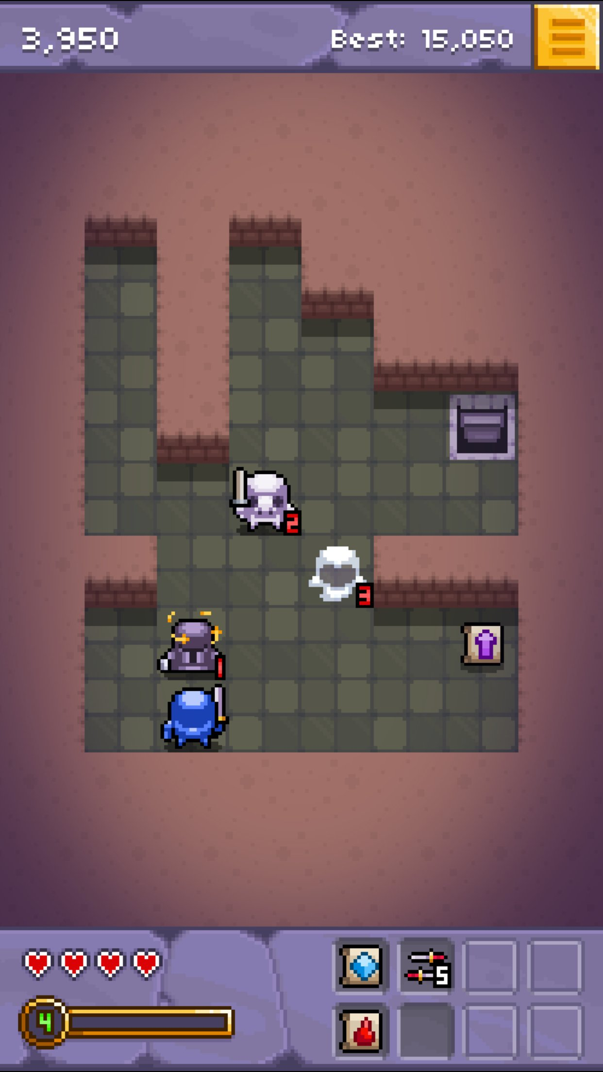 'Tiny Rogue' Review - A Solid Pick Up and Play Roguelike
