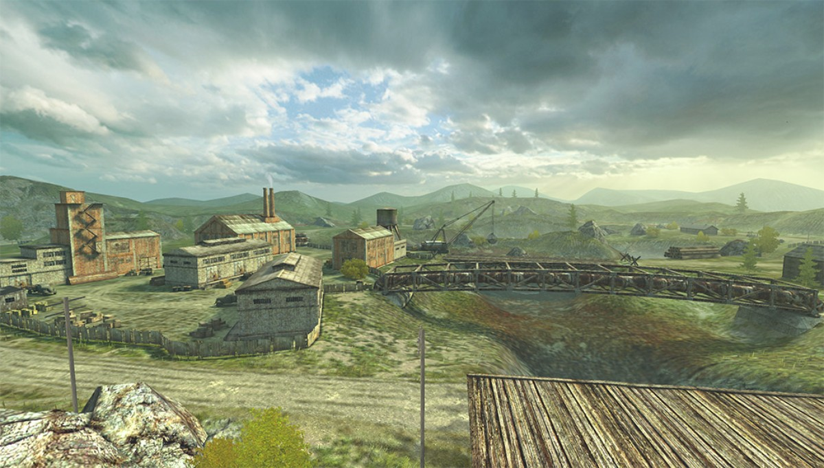 World of Tanks: Blitz dostane brzy novou mapu Canal (Video)