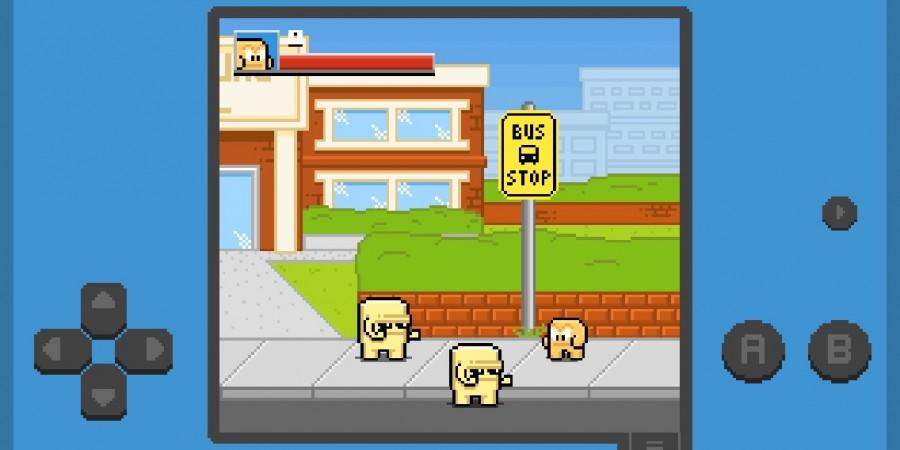 Gameboy Era-Inspired Brawler 'Squareboy vs Bullies' Coming Soon