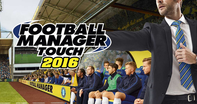 Football Manager 2016 Touch