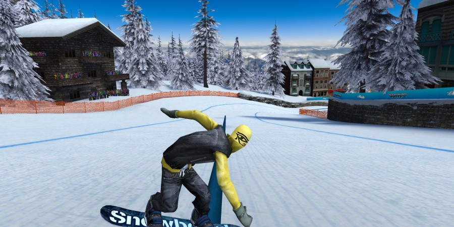 'Snowboard Party 2' - Downhill Jam