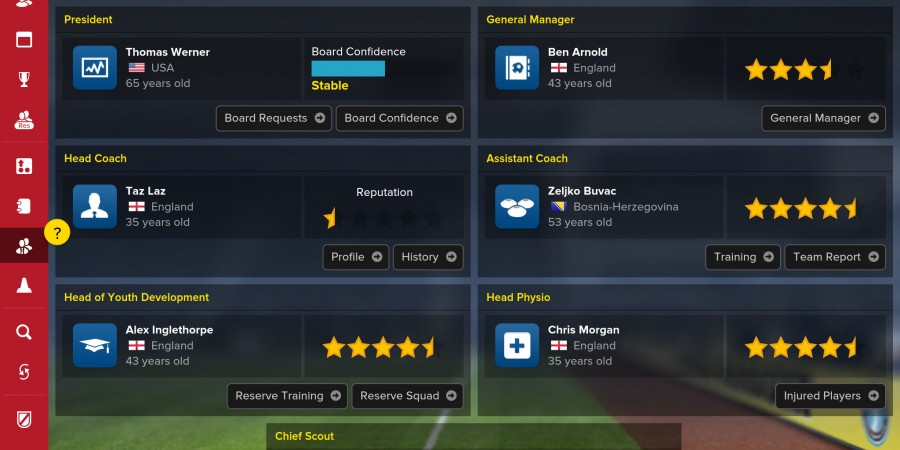'Football Manager Touch 2016' Review - Say Goodbye To Your Free Time, Your Job, and Your Life