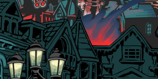 'A Study In Steampunk: Choice By Gaslight' Review - Holmes Plus Steampunk Equals Excellence