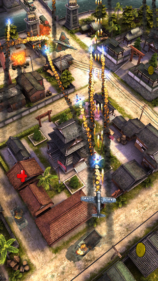 The Insanely Beautiful Shooter 'AirAttack 2' Surprise Released Over the Weekend