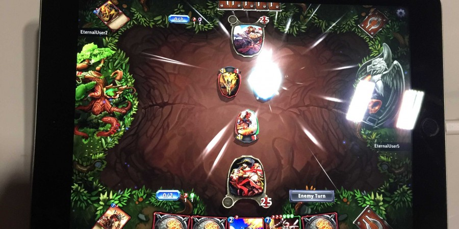 PAX South 2016: 'Eternal' Puts its Own Spin on the 'Hearthstone'-Style CCG