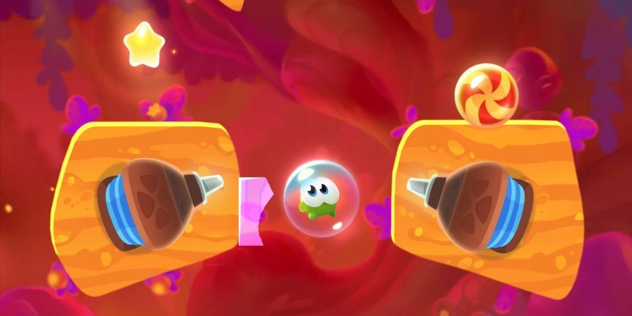 'Cut the Rope: Magic' Review - I Smell Swipes and Candy