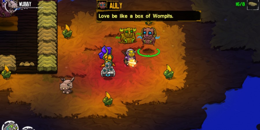 'Crashlands' Review - Holy Wompit, This Is Outstanding