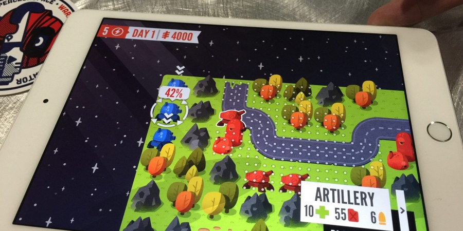 PAX South 2016: 'Warbits' Brings 'Advance Wars'-Inspired Turn-Based Strategy to iOS Soon