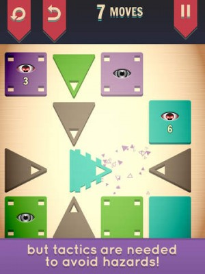 swapperoo game, puzzle games for ios, iphone, ipad, ipod touch, match-three games, reviews