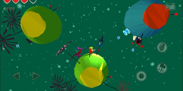 TouchArcade Game of the Week: 'Momoka: An Interplanetary Adventure'