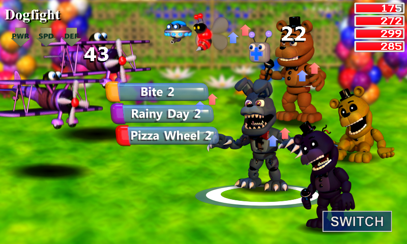 An Updated 'FNaF World' Appears on GameJolt For Free