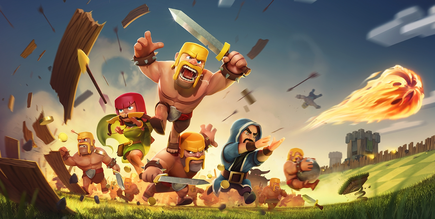 There's a New 'Clash of Clans' Unit on the Horizon, and Players Are Thinking It's an Ice Mage