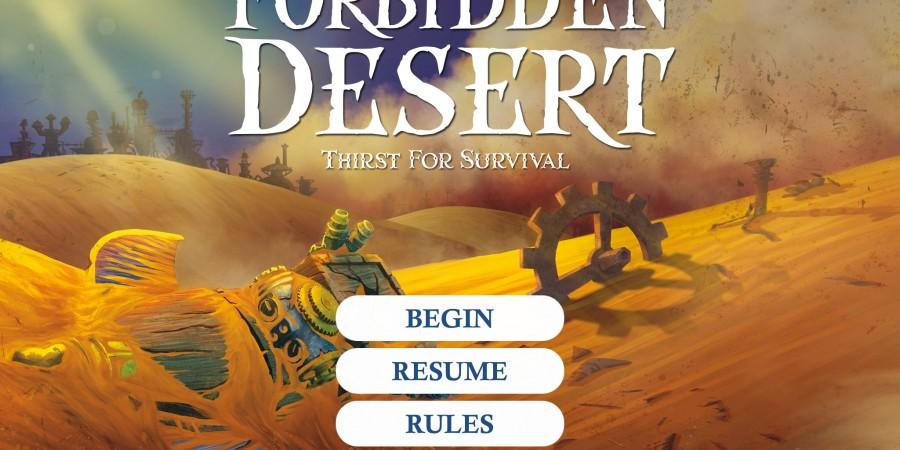 'Forbidden Desert' Review - A Beautiful Desert Filled With Stories and Deaths