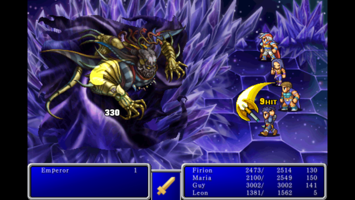 'Final Fantasy 2' Is Free For A Limited Time Through The 'Final Fantasy Portal' App