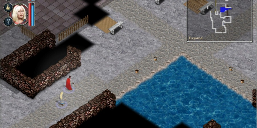 RPG Reload File 070 - 'Avadon: The Black Fortress HD'