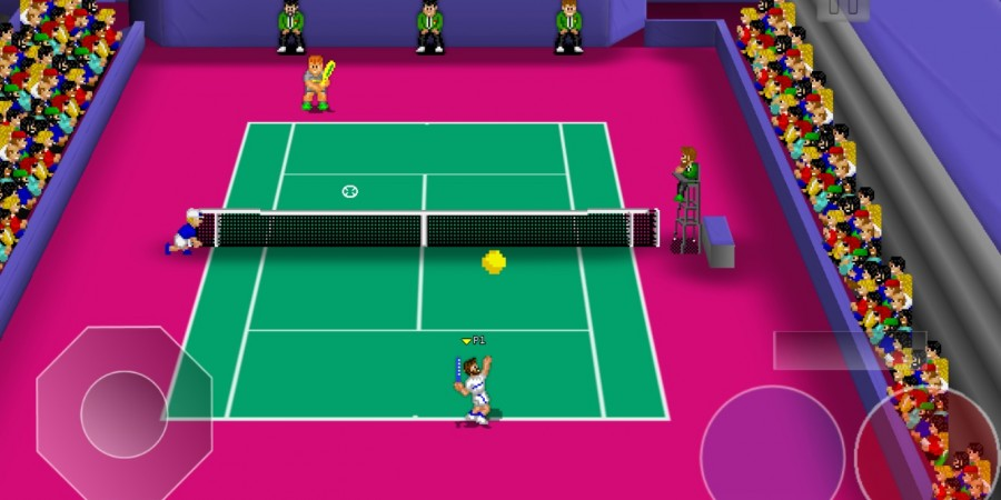 TouchArcade Game of the Week: 'Tennis Champs Returns'