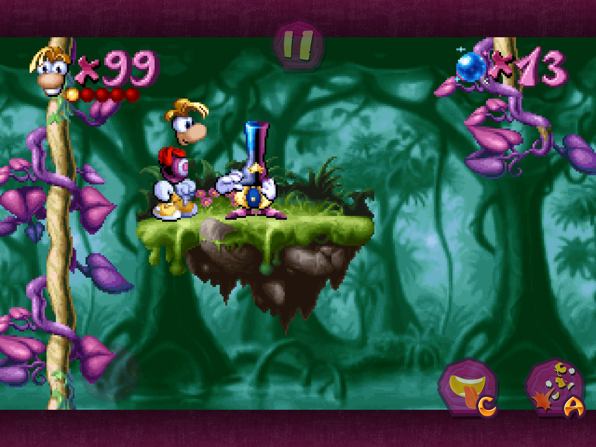 Rayman Classic Review 2