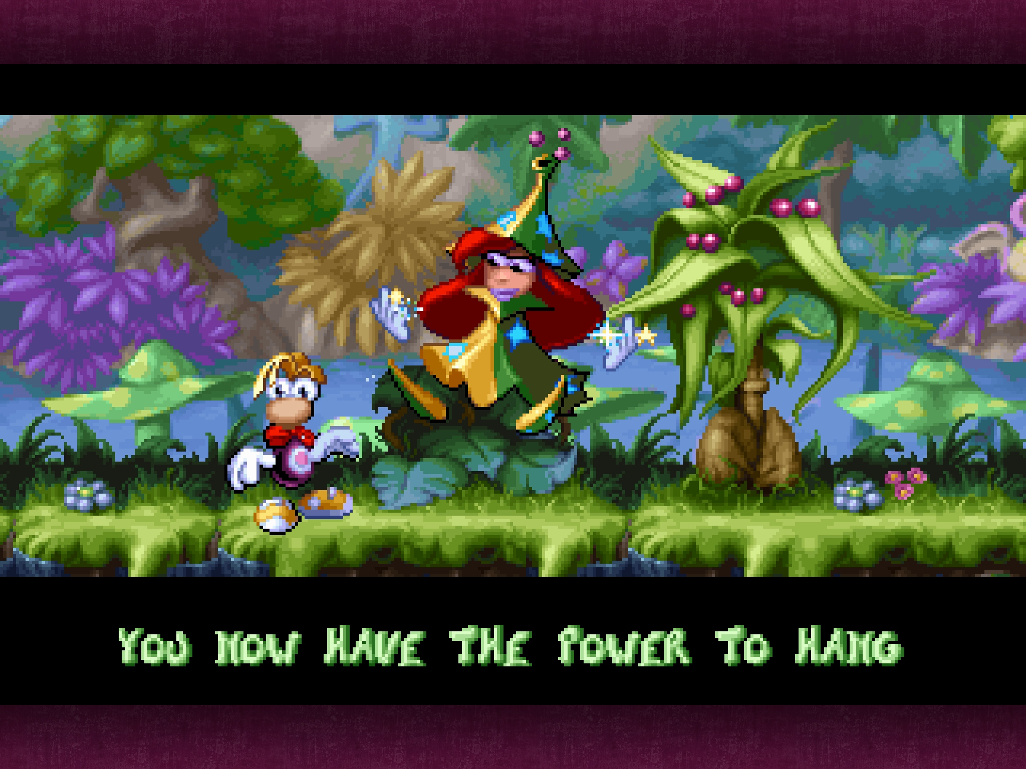 Rayman Classic Review 4