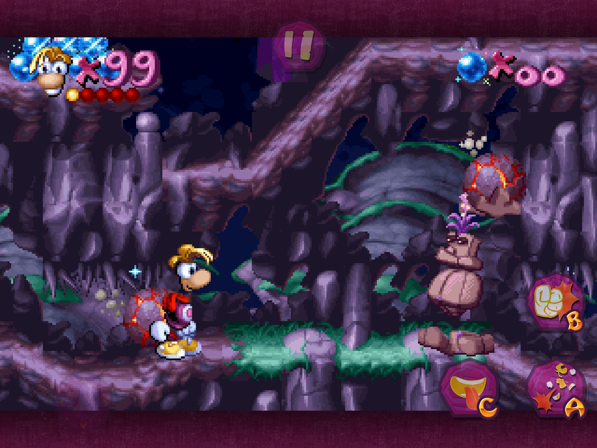 Rayman Classic Review 5