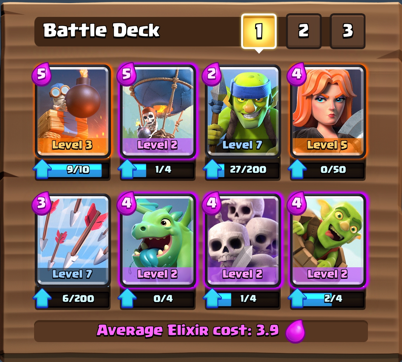 Clash Royale Guide - Deck Switching