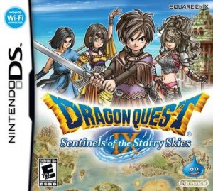 DragonQuest9box