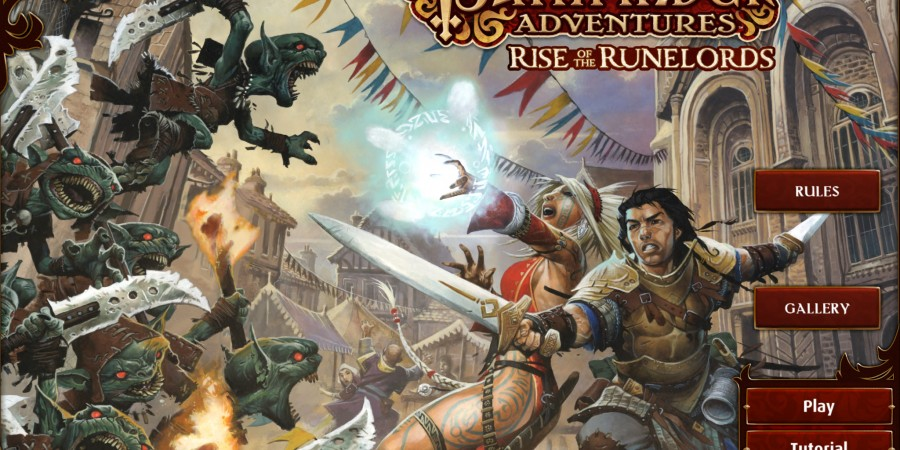 Sorry Everyone, 'Pathfinder Adventures' is Delayed at Least Until April 28th