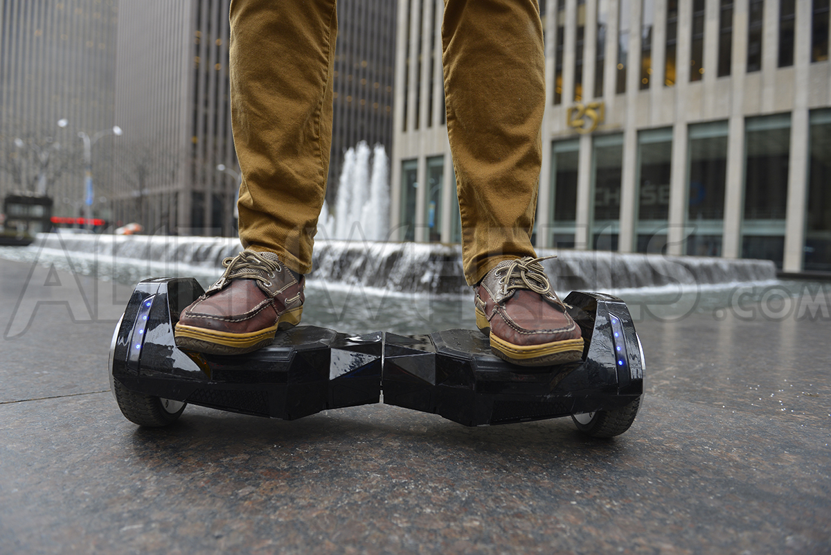 AlienWheels Hoverboard Review - I'm Too Old For This (Actually, No, This Thing is Awesome)